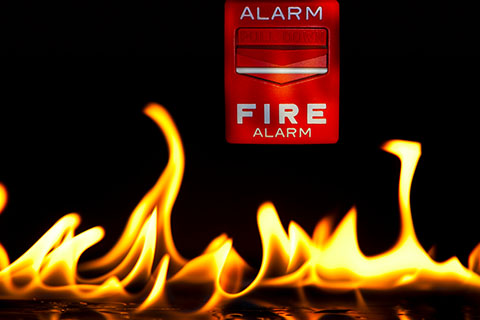 Fire detection & monitoring